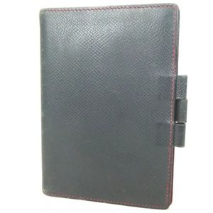 AUTHENTIC HERMES AGENDA SQUARE B STAMP NOTE BOOK